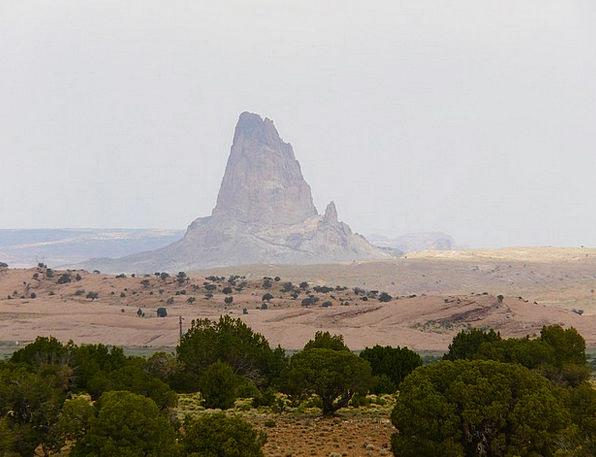 El Capitan Landscapes Nature Samia 'La Agathla Pea