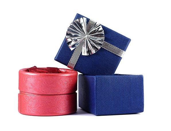 Gift Box Current Ribbon Band Present Anniversary H