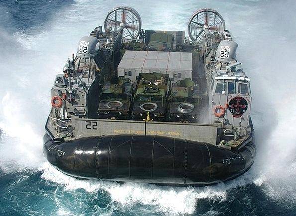 Hovercraft Float Drift Floating Boat Air Cushion 1
