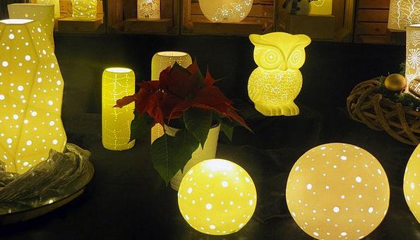 Market Stall Stand Light Bright Stall Christmas Ma