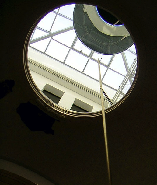 Dome Opening The Three Graces Room Installation La