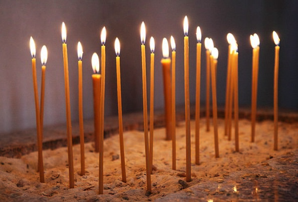 Bright Cheerful Taper Candles Tapers Candle Glowin