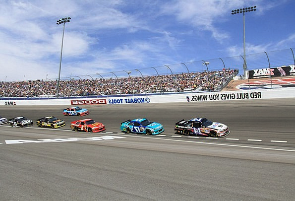Nascar Elegant Stewart Tony Las Vegas Motor Speedw
