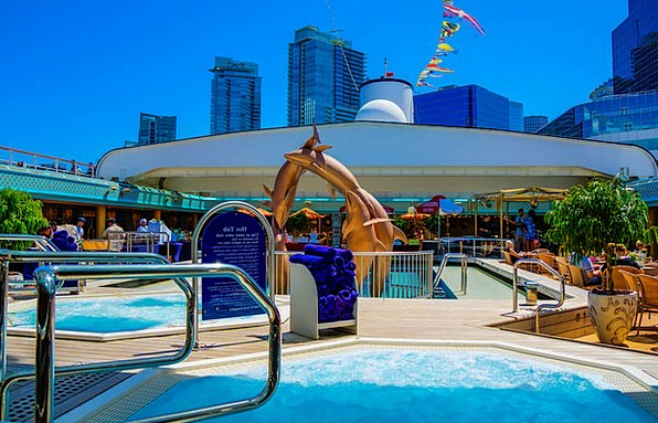 Vancouver Buildings Architecture Cruise Voyage Can
