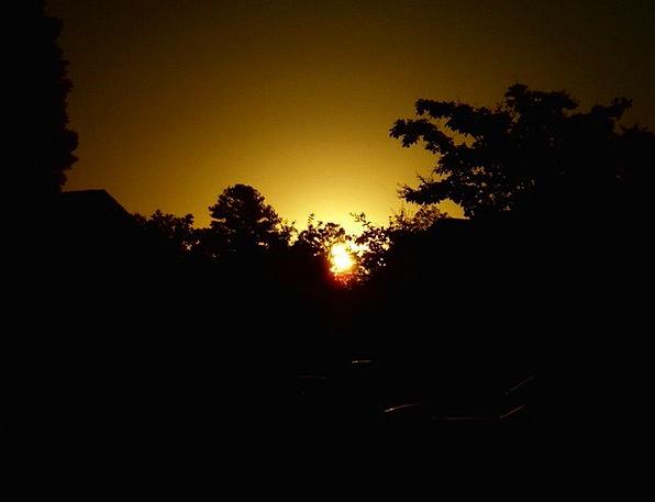 Sunset Sundown Vacation Travel Orange Carroty Sun