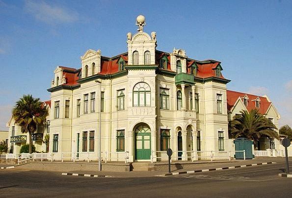 Art Nouveau Buildings Architecture Villa Cabin Swa