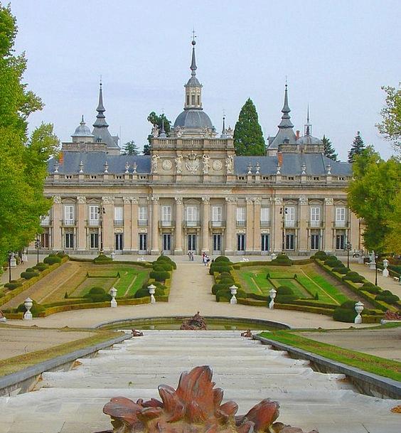 Castle Fortress Spain Segovia