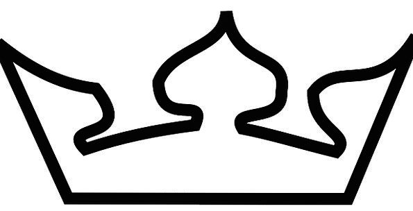 Crown Top Regal Monarch Ruler Royal Coronation Roy