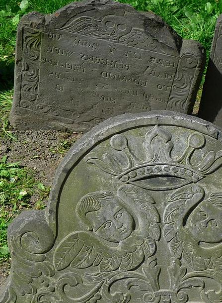 Tomb Catacomb Pebble Cemetery Stone Grave Gravesto
