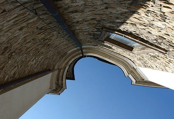 Heaven Paradise Ecclesiastical Baroque Ornate Chur