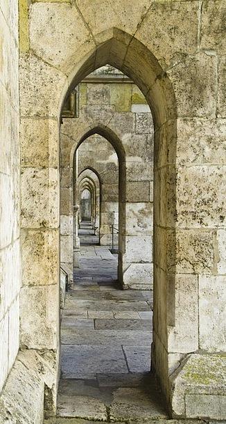 Dom Buildings supernatural Architecture Regensburg