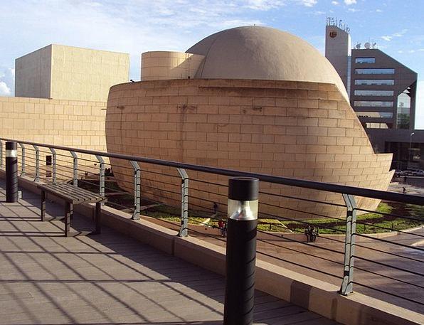 Cecut Buildings Architecture Syline Tijuana Modern