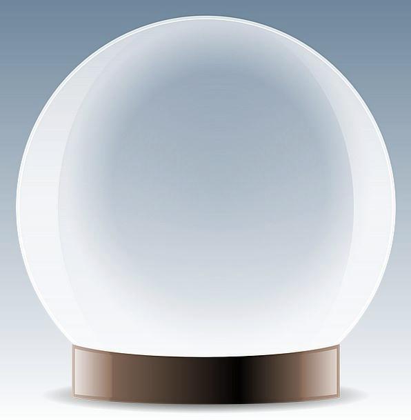 Crystal Ball Glass Ball Glass Globe Lamp Light Fre