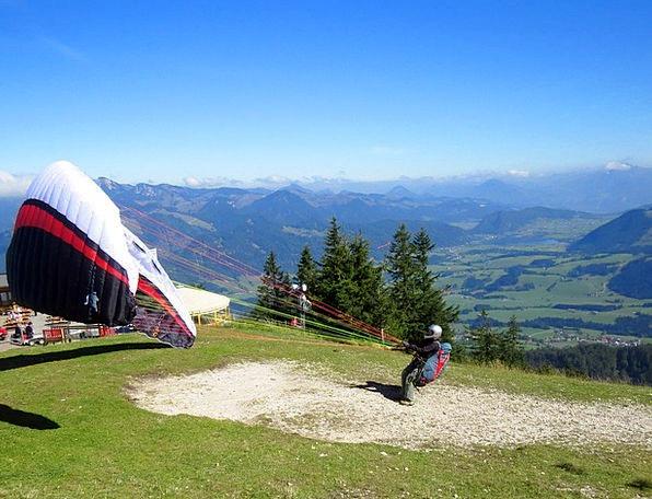 Sport Diversion Hover Paragliding Fly Paraglider M