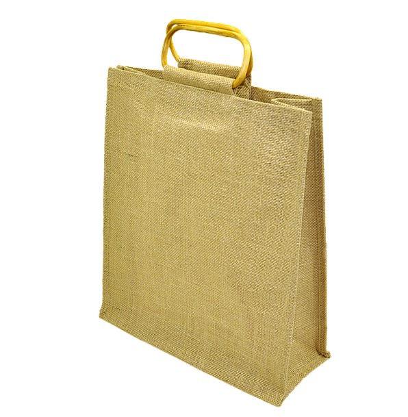 Bag Basket Spending Weave Pile Shopping Jute Eco-F