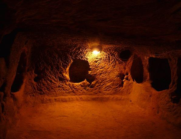 Underground City Underground Subversive Turkey Glo
