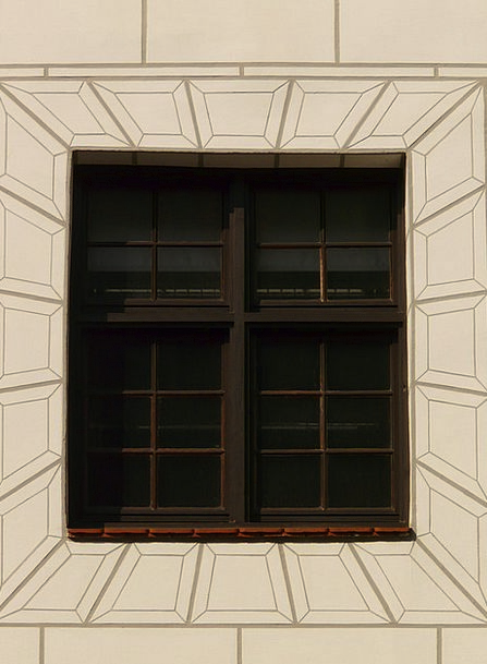 Window Gap Buildings Decoration Architecture Home