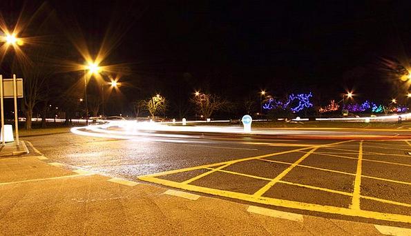 Traffic Circulation Traffic Nightly Transportation