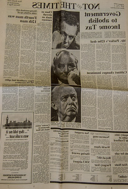 Newspaper Photographs Print Pattern Photos Page Te