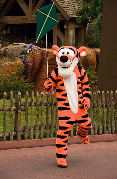 Walt Disney Tiger Tigger Character Charm Disney Co