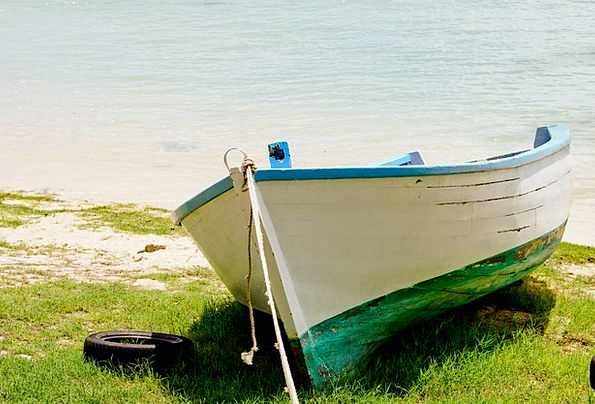 Boat Ship Marine Blue Azure Sea