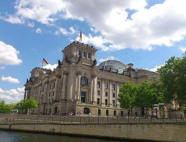 Reichstag Buildings Architecture Building Structur
