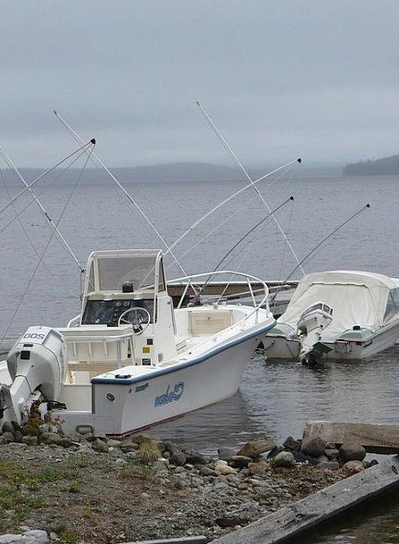Boats Ships Angling Lake Freshwater Fishing Waters