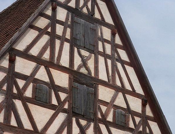 Fachwerkhaus Buildings Architecture Home Home-base