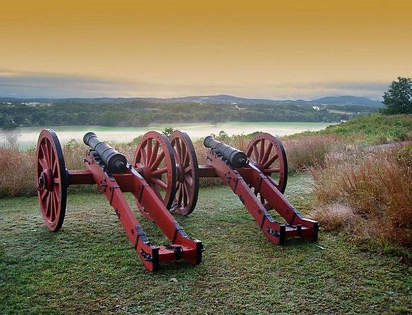 Antietam Landscapes Nature Saratoga Battlefield Ma