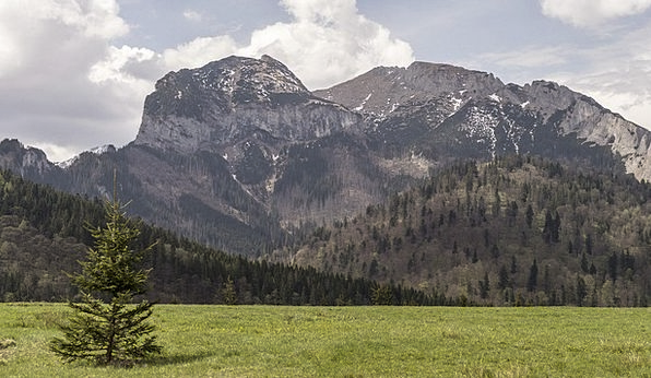 Mountains Crags Landscapes Nature Nature Countrysi