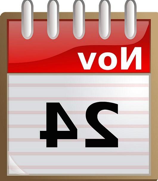 Calendar Almanac Day Month Date Organizer Spiral T