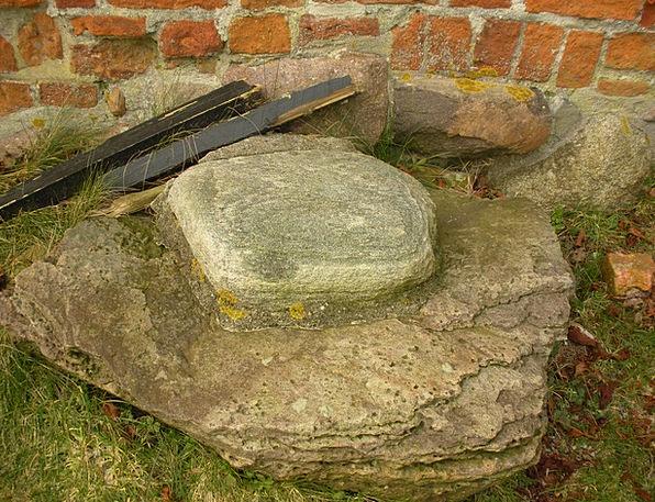 Medieval Castle Monuments Part Places Archeology D