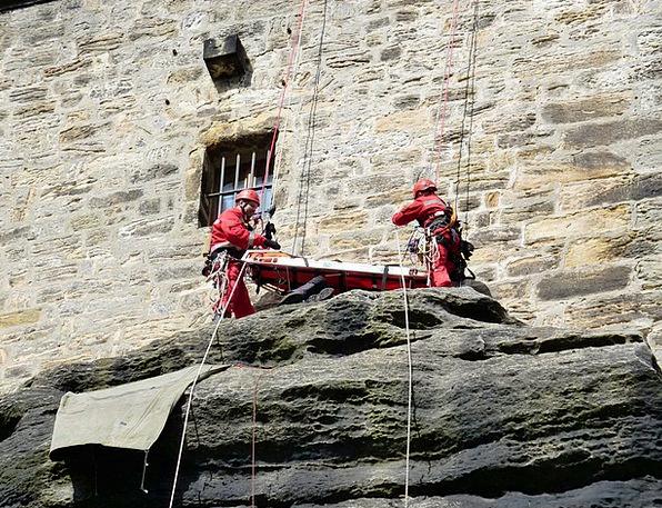 Rescue Release Landscapes Hike Nature Elbsandstein