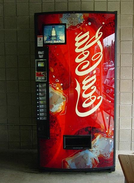 Vending Machines Drink Food Coke Machine Coca Cola