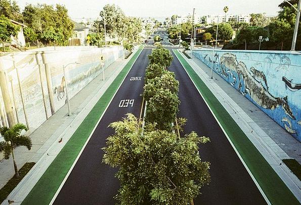 Underpass Subway Traffic Transportation Urban City