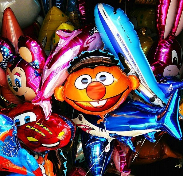 Balloons Inflatables Expressions Ballons Faces Col