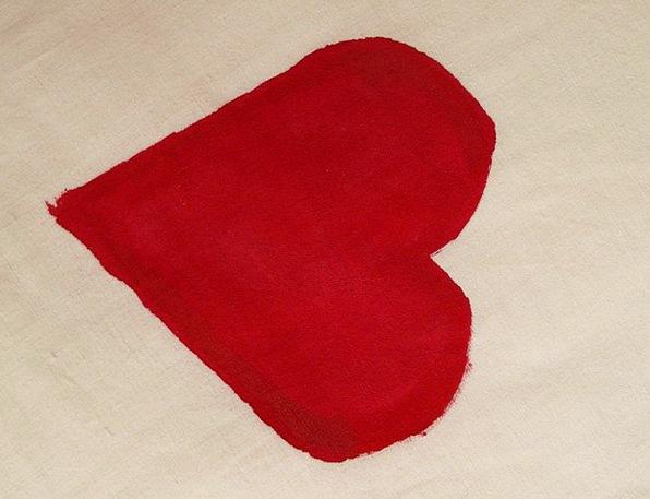 Heart Emotion Red Bloodshot Herzchen Love Darling