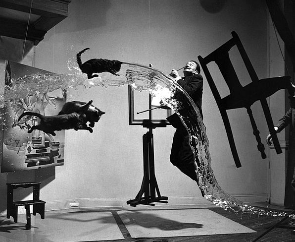 Salvador Dalí 1948 Surrealism Dalí Atomicus Philip