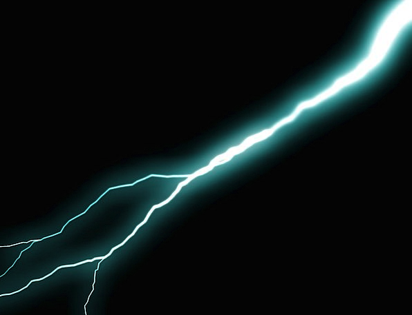 Flash Showy Storm Electricity Power Thunderstorm F