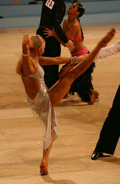 Ballroom Dance Ball Latin Couple Twosome Entertain