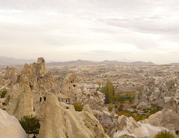 Göreme Tourist Centre Open Air Museum World Herita