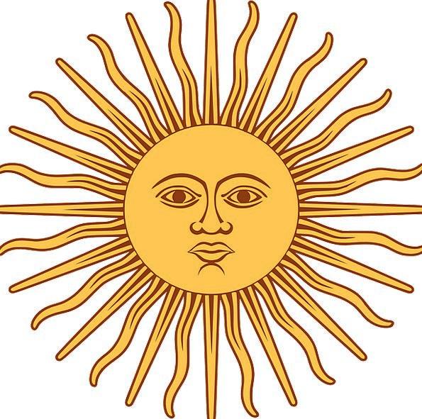 Sun Eyes Judgments Emblem Symbol Face Expression A