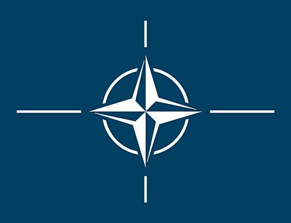 Flag Standard North Northern Nato Free Vector Grap