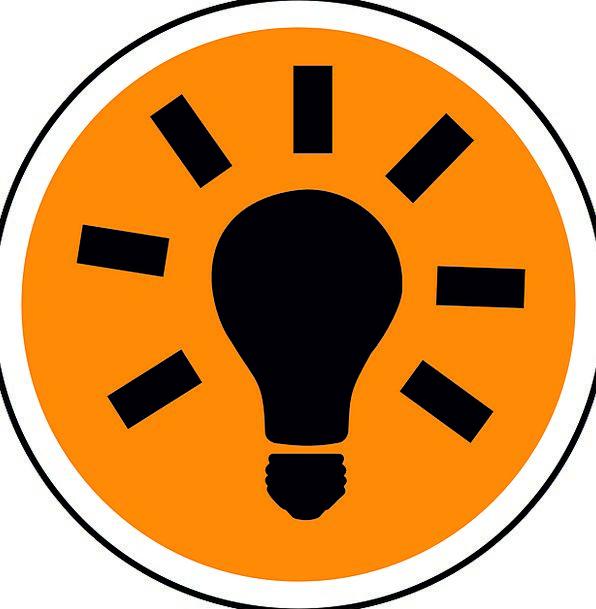 Light Bright Corm Lamp Uplighter Bulb Think Electr