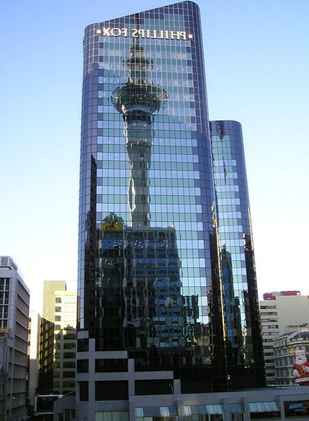 New Zealand Buildings Architecture City Urban Auck