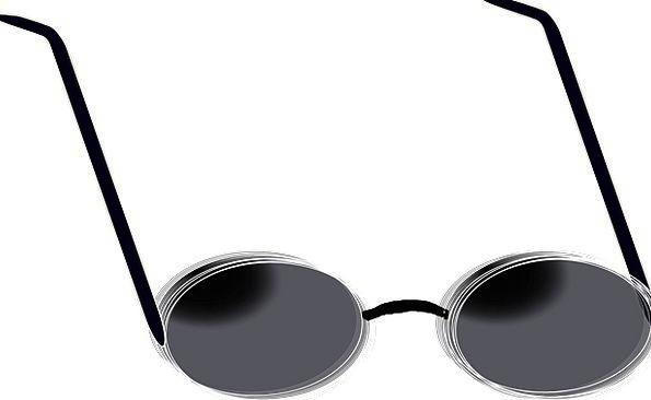 Sunglasses Shades Dark Glasses Black Eyesight Sigh