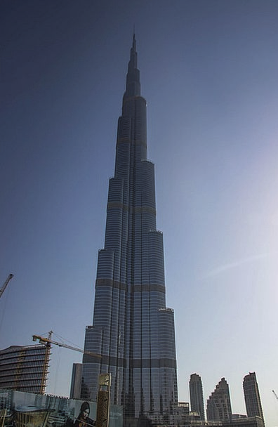 Burj Khalifa Dubai The World'S Tallest Building Sk