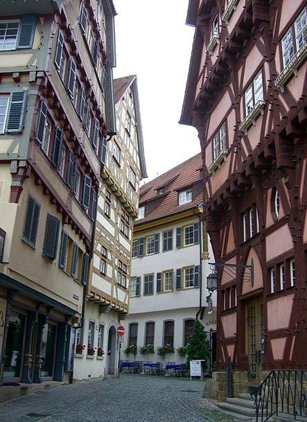 Fachwerkhäuser Buildings Saloon Architecture Truss