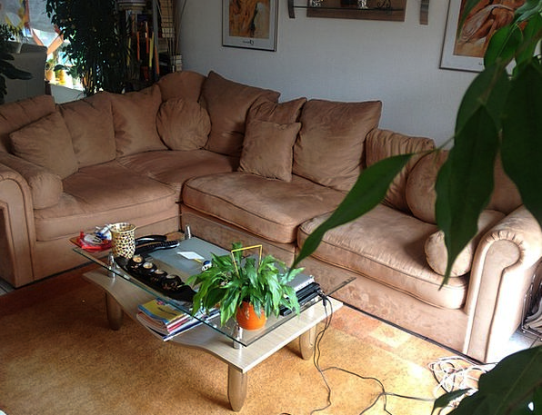 Living Room Lounge Lounger At Home Comfortable Sof