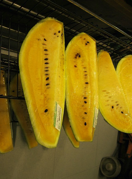 Watermelon Yellow Creamy Yellow Watermelon Super W